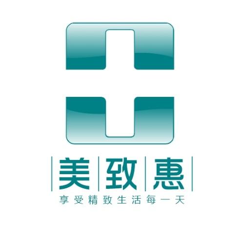 美致惠大药房logo设计