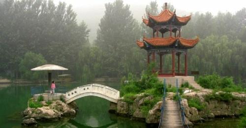 游万泉湖风景区