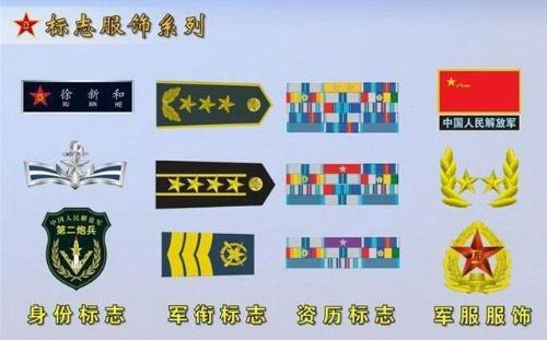 2007 解放军新式军服