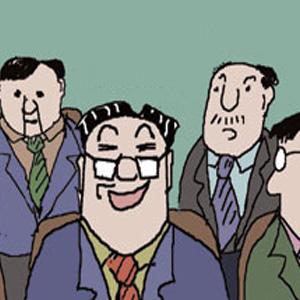 卡通 漫画 头像 300