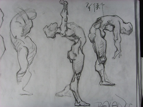 大学英语手绘图