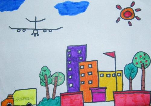 有  儿童彩色水笔画>>  风景>>  花草树木>>还有  简