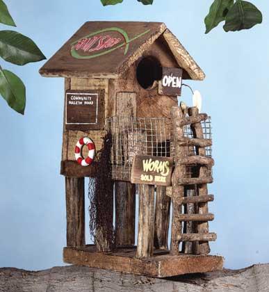 一组可爱的工艺品小木屋(二)-竹亭主人-搜狐空间