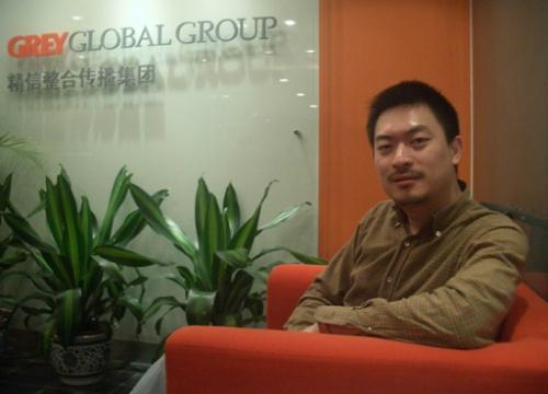 王晔/以前同事/铁哥们/现任精信上海客户总监/一直服务于大众/产于