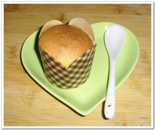 再次成功制作纸杯小蛋糕